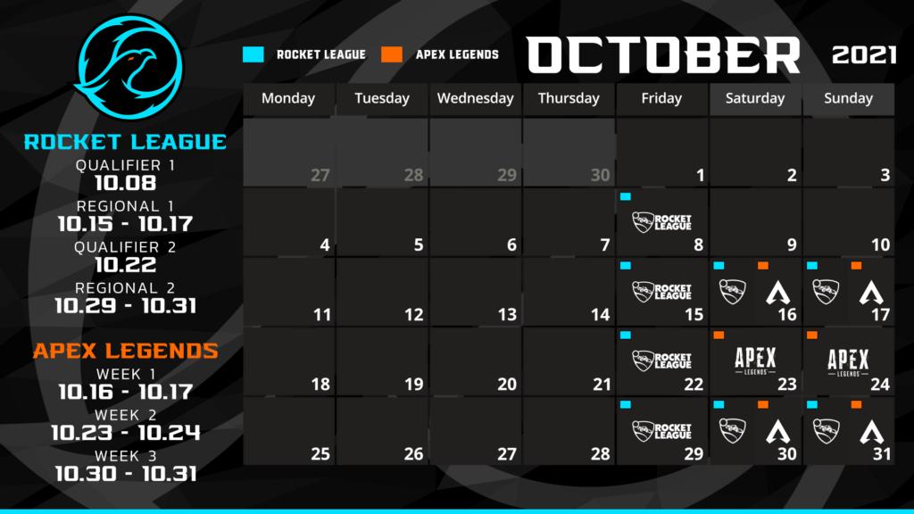 Phoenix Gamedays - October 1